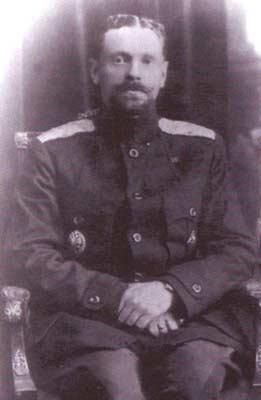 Генерал Каппель В.О., зима 1919 г. Фото с сайта www.hrono.ru