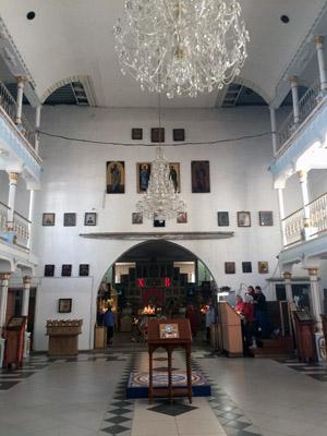 Храм в г.Людиново